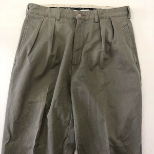 Ralph Lauren Andrew Pant Chino Brown Gray 34x30